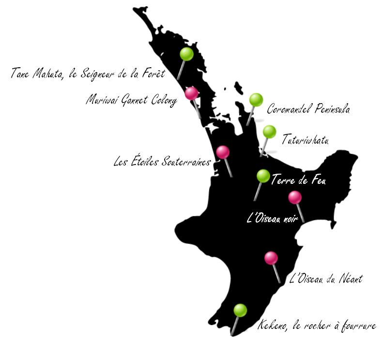 Map NZ IN OK